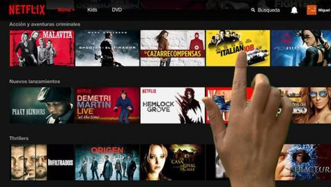 Series que desaparecen de Netflix en octubre