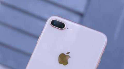 Opiniones sobre la cámara del iPhone 8 Plus