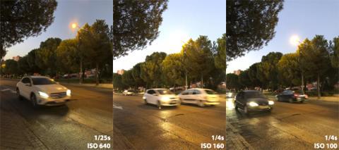 Fotos tomadas de noche con la cámara del iPhone 8 Plus