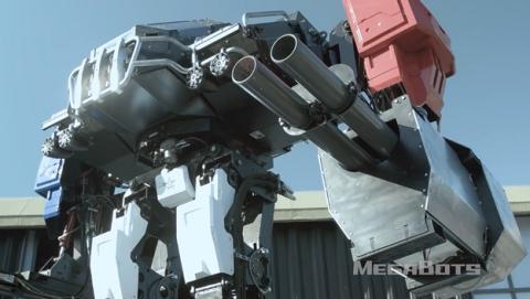 La Batalla de Robots Gigantes tripulados tendrá lugar el 17 de octubre