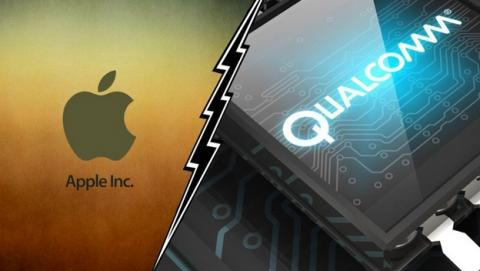Qualcomm pide a un juez que prohíba la venta del iPhone en China