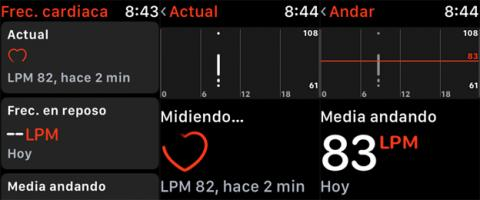 Así mide el pulso el Apple Watch 3