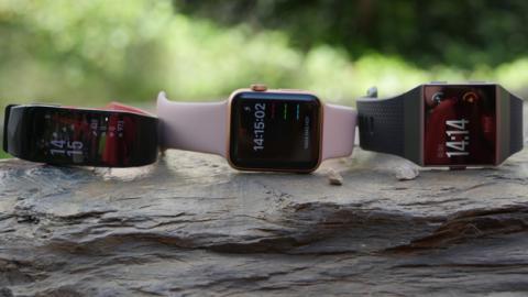 El nuevo Apple Watch Series 3 frente a sus rivales