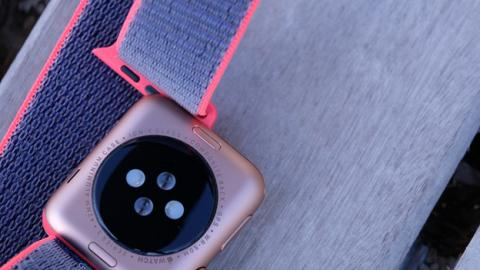 Así se cambia la correa en el Apple Watch Series 3