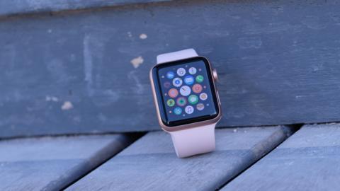 La pantalla del nuevo reloj de Apple, en nuestra opinión, no admite ninguna crítica