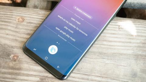 Samsung acelera para presentar el nuevo Bixby