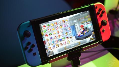 Nintendo Se Abrira Mas Al Publico Adulto En Switch Gaming