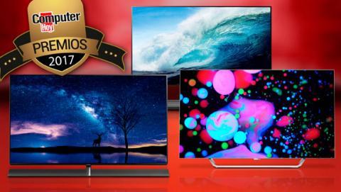 Smart TV de gama alta candidatas a los Premios Computer Hoy.