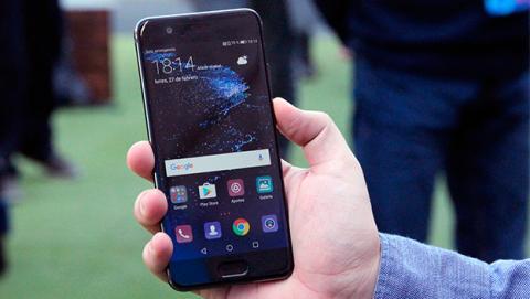 Cómo actualizar el Huawei P10