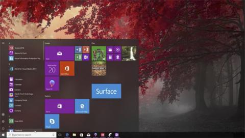 Así será Windows 10 con Fluent Design