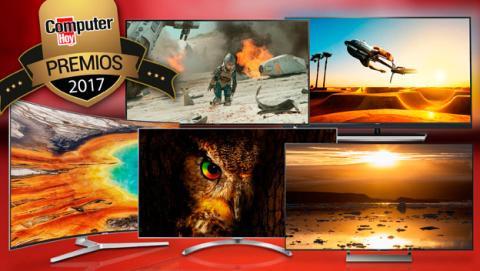 Nominados a los Premios Computer Hoy en la categoría de mejor SmartTV de gama media y de entrada.