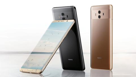 Huawei Mate 10, características e información oficial