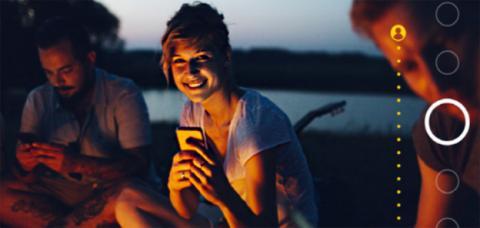 Bloquea el foco en la cámara del Note 8