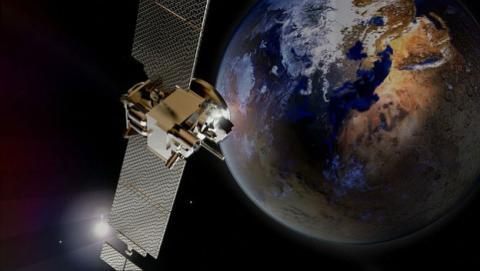 Este satélite chino caerá sobre la Tierra pero ¿es un peligro para ti?