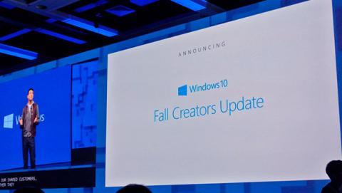 Hablamos con Aaron Woodman (Microsoft), Fall Creators Update y mucho más