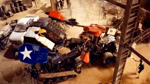 Ganador combate robots gigantes Estados Unidos Japón