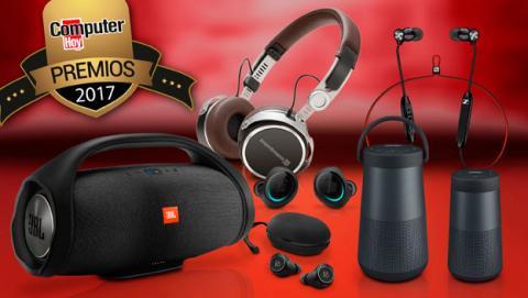 Finalistas a los Premios ComputerHoy como mejor dispositivo de sonido.