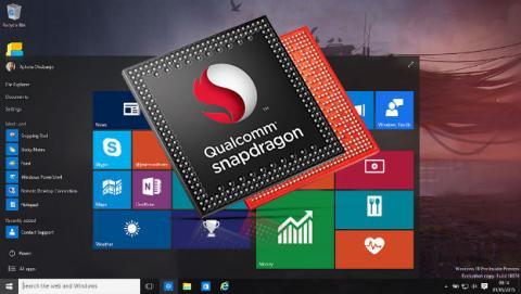 Windows 10 ARM puede llegar muy pronto con Snapdragon 835.