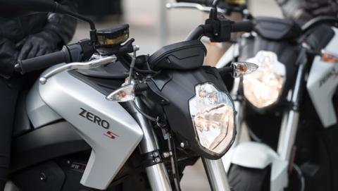 Zero presenta sus nuevas motos eléctricas para el próximo año