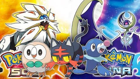 Pokémon UltraSol y Pokémon UltraLuna en la Nintendo 3DS