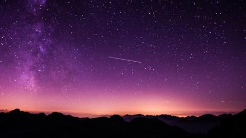 Oriónidas 2017: qué hora y día es mejor para ver la lluvia de estrellas.
