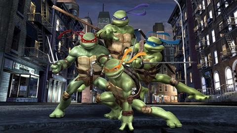 Las Tortugas Ninja contarán con una nueva máquina recreativa