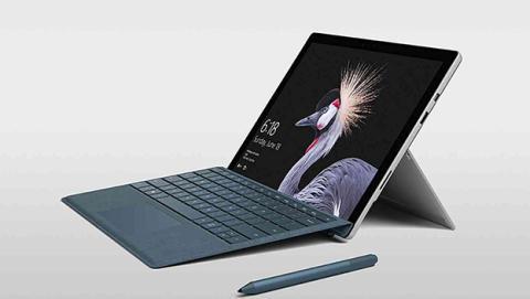 Microsoft retrasa la versión LTE de su Surface Pro