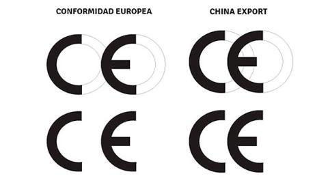Sello conformidad europea