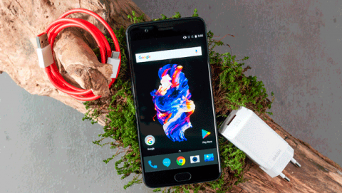 OnePlus 5T, primer móvil sin marcos de OnePlus