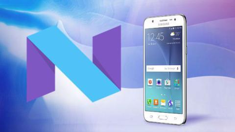 Ya puedes actualizar el Samsung Galaxy J5 2016 a Android Nougat.