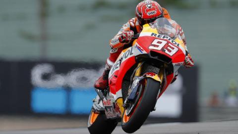 Cómo ver por Internet gratis la carrera de MotoGP en la que Marc Márquez puede ganar el Mundial.