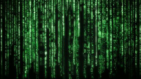 El origen del código de Matrix