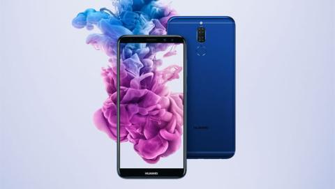 Huawei anuncia que el Mate 10 Lite se podrá comprar en España