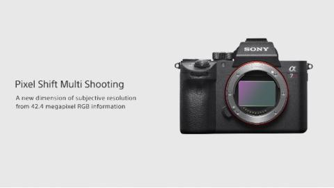 Características y precio de la Sony a7R III.