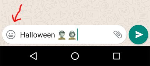 Así se despliegan los emoticonos de WhatsApp
