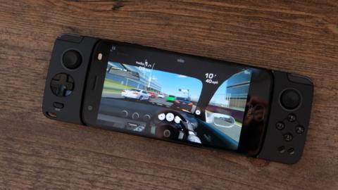 El Moto Mod del GamePad
