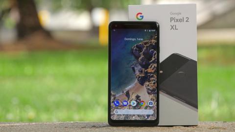 Unboxing en vídeo del Google Pixel 2 XL