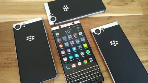 El sucesor del Blackberry KEYone contaría con snapdragon 660