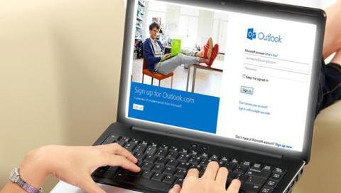Outlook te asignará un centro de datos donde vives