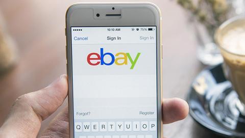 eBay añade un buscador de productos mediante lectura de imágenes