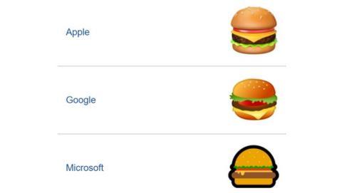 El CEO de Google promete arreglar el problema de la hamburguesa