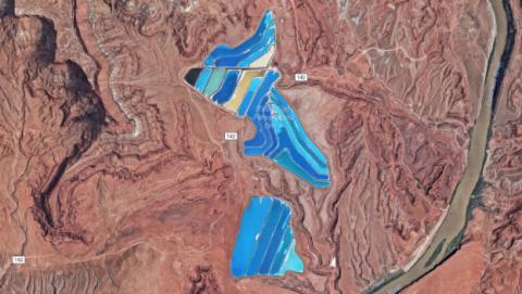 10 sitios misteriosos que puedes visitar con Google Earth.
