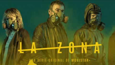 Ya puedes ver totalmente gratis online La Zona, de Movistar.