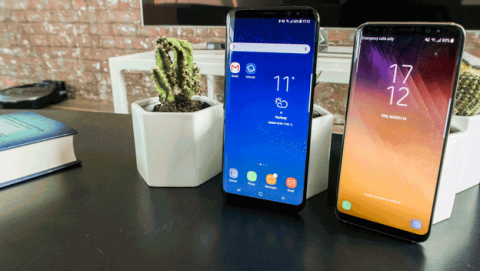 Samsung Galaxy S8 y S8+ actualización Android Oreo