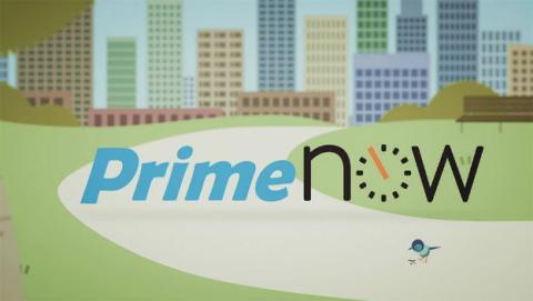Los envíos gratis de Amazon Prime Now son ahora el doble de caros.