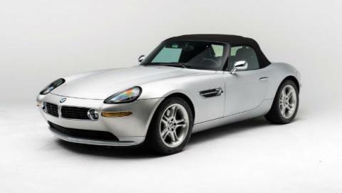 El coche deportivo favorito de Steve Jobs sale a subasta.
