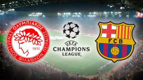 Cómo ver gratis online el partido de Champions del Barça.