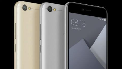 Características y precio del Xiaomi Redmi Y1 e Y1 Lite.