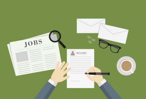 Regla de los 6 segundos para el Currículum Vitae CV