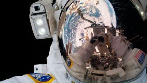 astronauta cerebro
